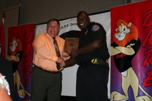DARE Officer of the Year, MS