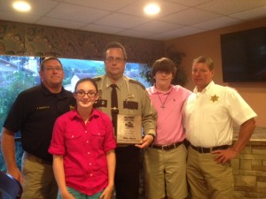 2013 DARE Officer of Year